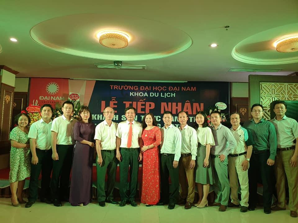ĐH Đại Nam khai trương khách sạn thực hành thứ 3 đáp ứng số lượng và nhu cầu thực tập tăng cao của SV  - Ảnh 2