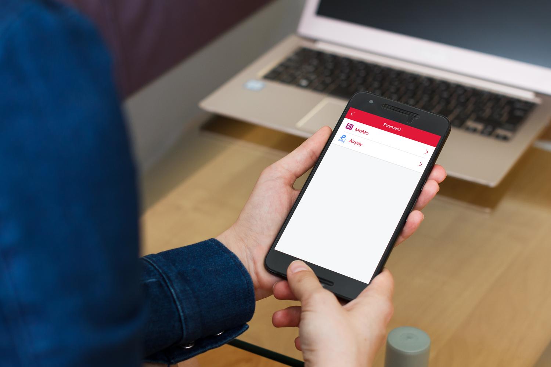 Thanh toán khoản vay nhanh chóng với ví Airpay trên ứng dụng Home Credit - Ảnh 1