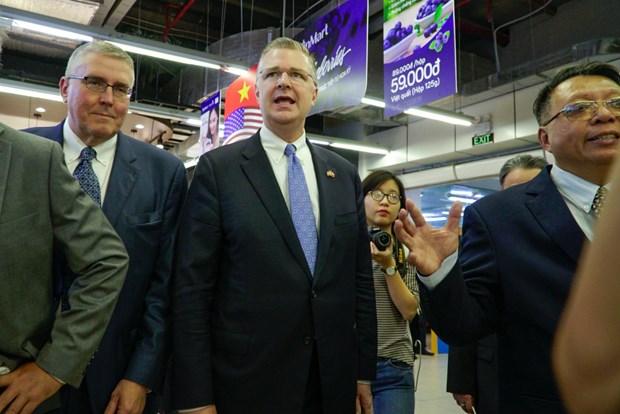 VinMart là nhà bán lẻ Việt đầu tiên được nhập khẩu việt quất từ Mỹ  - Ảnh 2