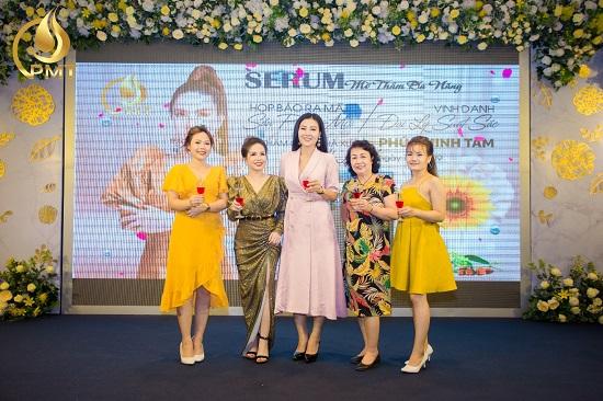 Công ty Phúc Minh Tâm ra mắt sản phẩm mỹ phẩm mới  - Ảnh 1