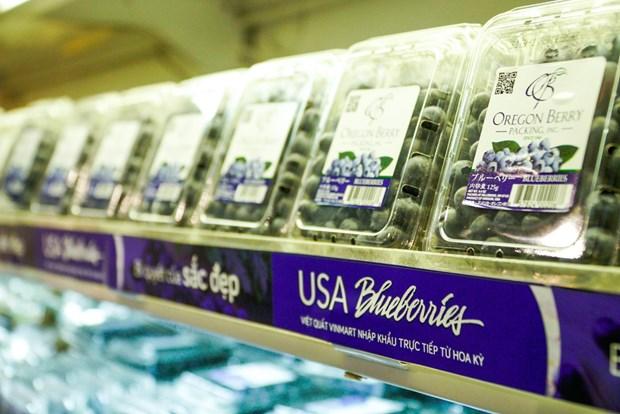 VinMart là nhà bán lẻ Việt đầu tiên được nhập khẩu việt quất từ Mỹ  - Ảnh 3