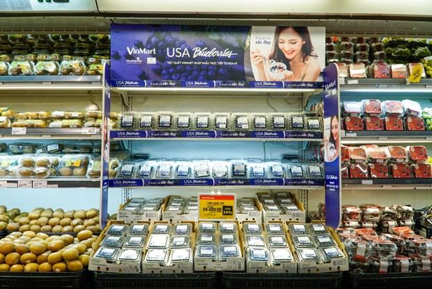 VinMart là nhà bán lẻ Việt đầu tiên được nhập khẩu việt quất từ Mỹ  - Ảnh 6