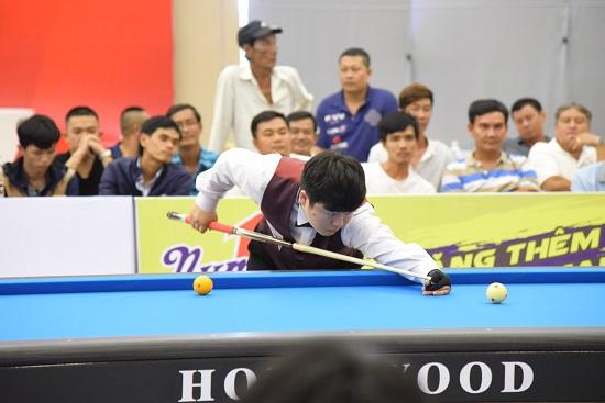 Nước tăng lực Number 1 mang đến thành công cho Giải Billiards Carom 3 băng quốc tế Bình Dương  - Ảnh 1