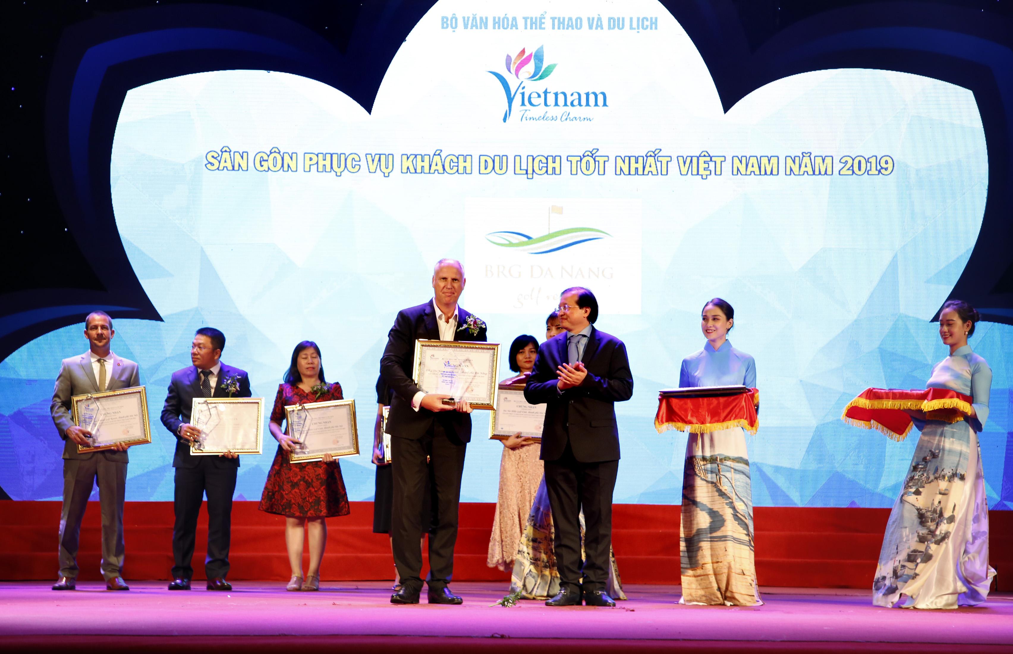 Tập đoàn BRG được vinh danh nhiều giải tại Giải thưởng Du lịch Việt Nam 2019 - Ảnh 2