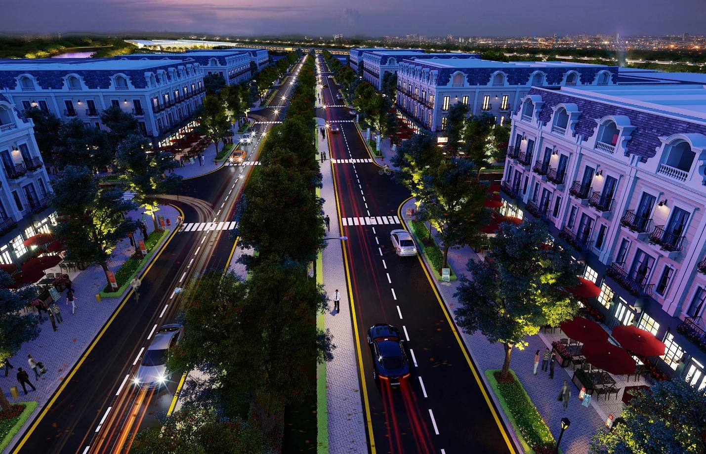 """Uông Bí: """"Đại lộ thương mại"""" Uông Bí New City ra mắt giới đầu tư  - Ảnh 2"""