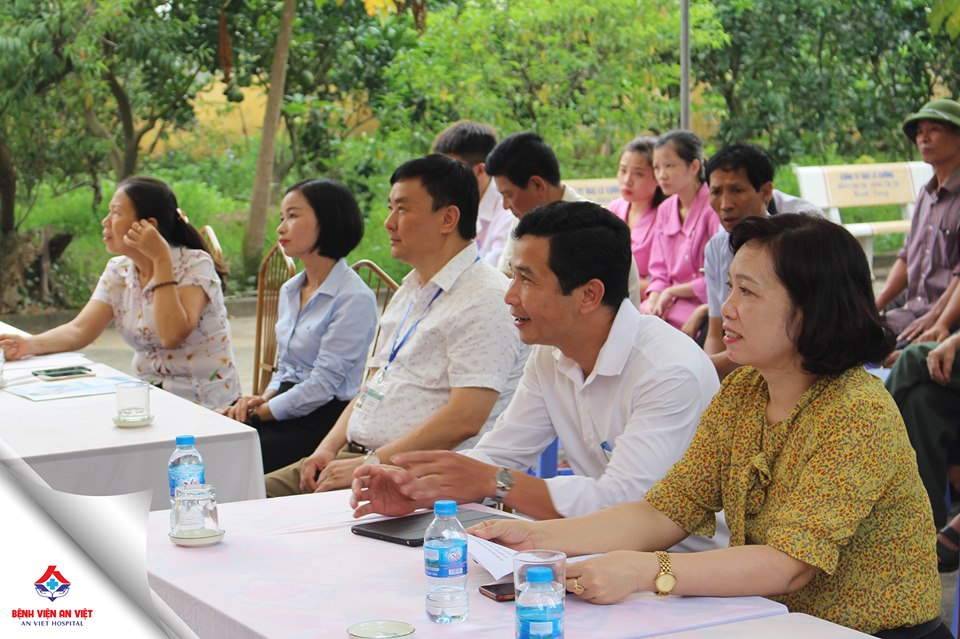 Bệnh viện An Việt khám tri ân đối tượng chính sách huyện Gia Lâm - Hà Nội  - Ảnh 3