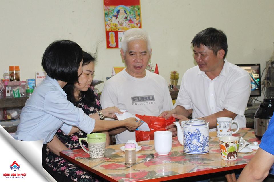 Bệnh viện An Việt khám tri ân đối tượng chính sách huyện Gia Lâm - Hà Nội  - Ảnh 5
