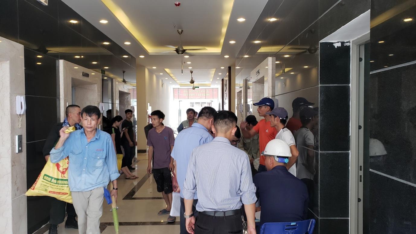 Cận cảnh 1500 hộ dân mới KĐT Thanh Hà hân hoan nhận nhà - Ảnh 2