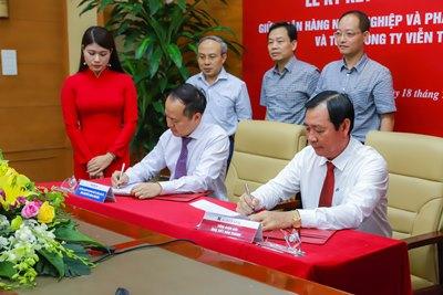Agribank và MobiFone ký kết thỏa thuận hợp tác toàn diện  - Ảnh 1