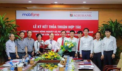 Agribank và MobiFone ký kết thỏa thuận hợp tác toàn diện  - Ảnh 2