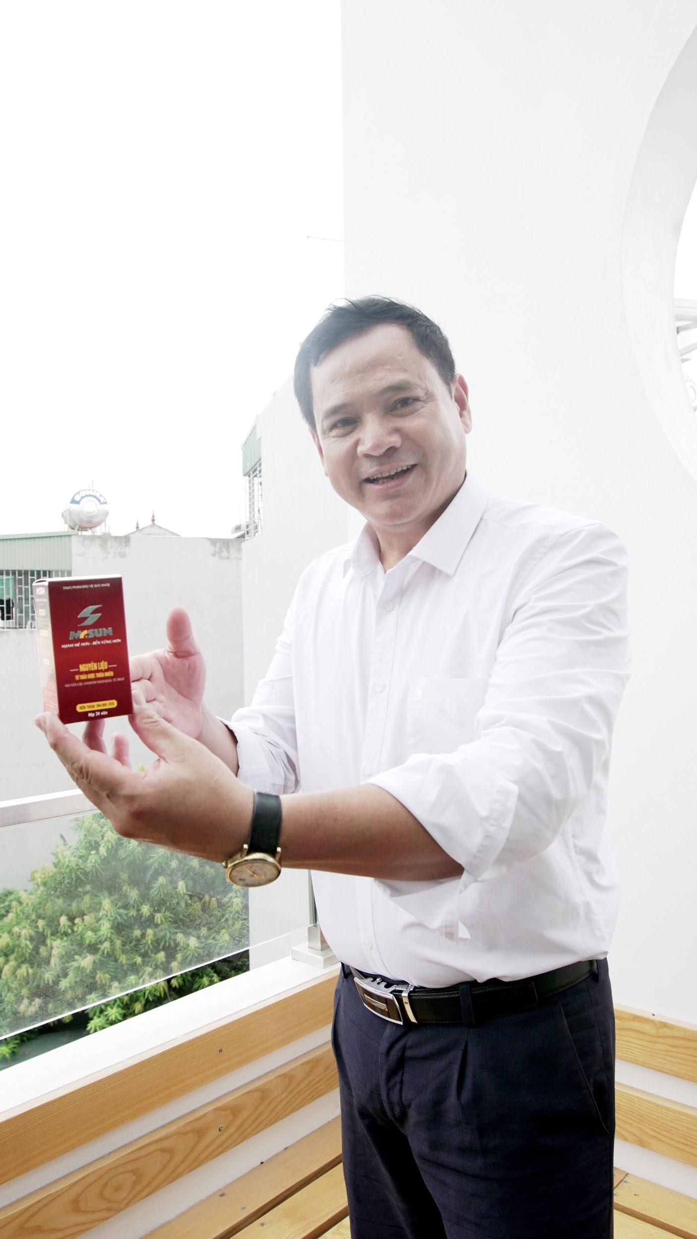 Mr Sun - Bí quyết giúp quý ông tuổi 50 sung mãn chốn phòng the - Ảnh 3