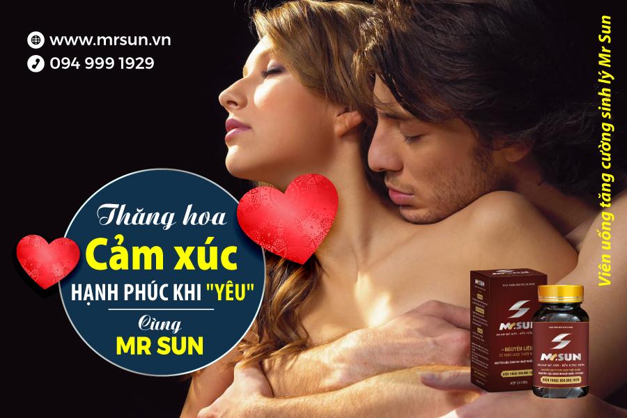 Mr Sun - Bí quyết giúp quý ông tuổi 50 sung mãn chốn phòng the - Ảnh 5