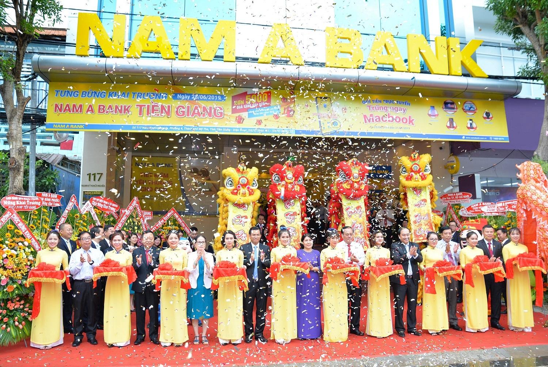 6 tháng đầu năm, Nam Á Bank vượt nhiều chỉ tiêu kinh doanh - Ảnh 1