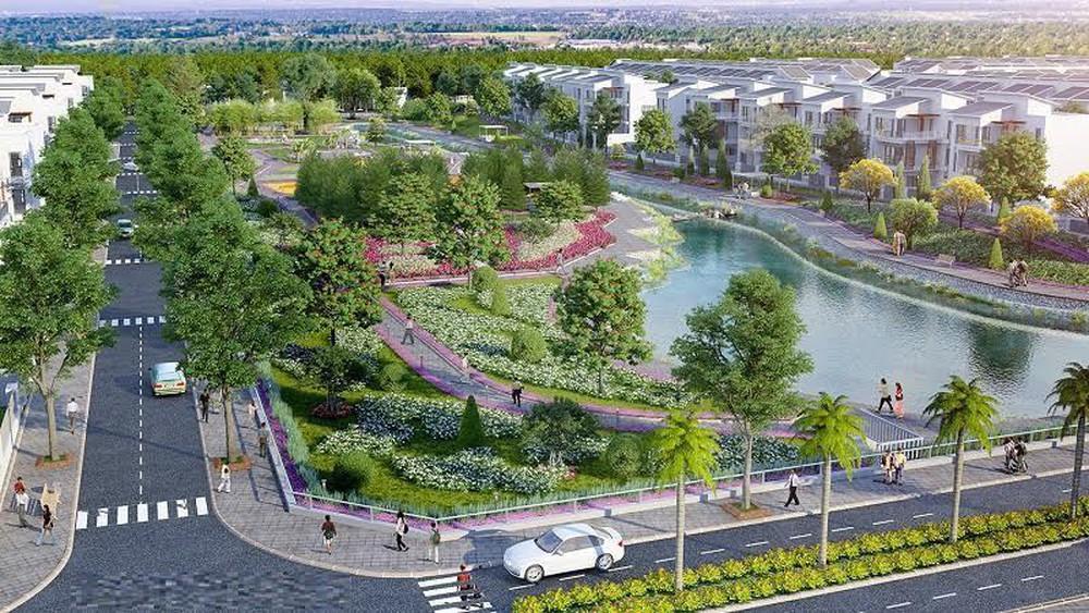 New City Phố Nối – Dự án làm nóng thị trường Hưng Yên  - Ảnh 2