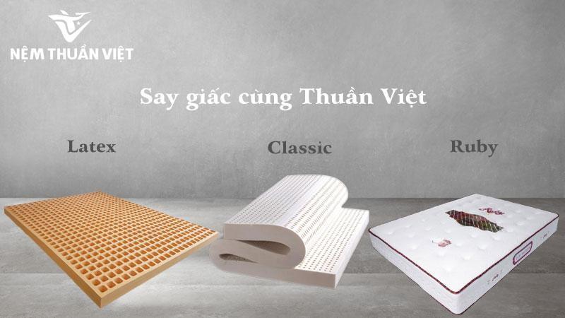 Nệm cao su Thuần Việt – để giấc ngủ trở thành những giờ giải lao tuyệt hảo nhất - Ảnh 1