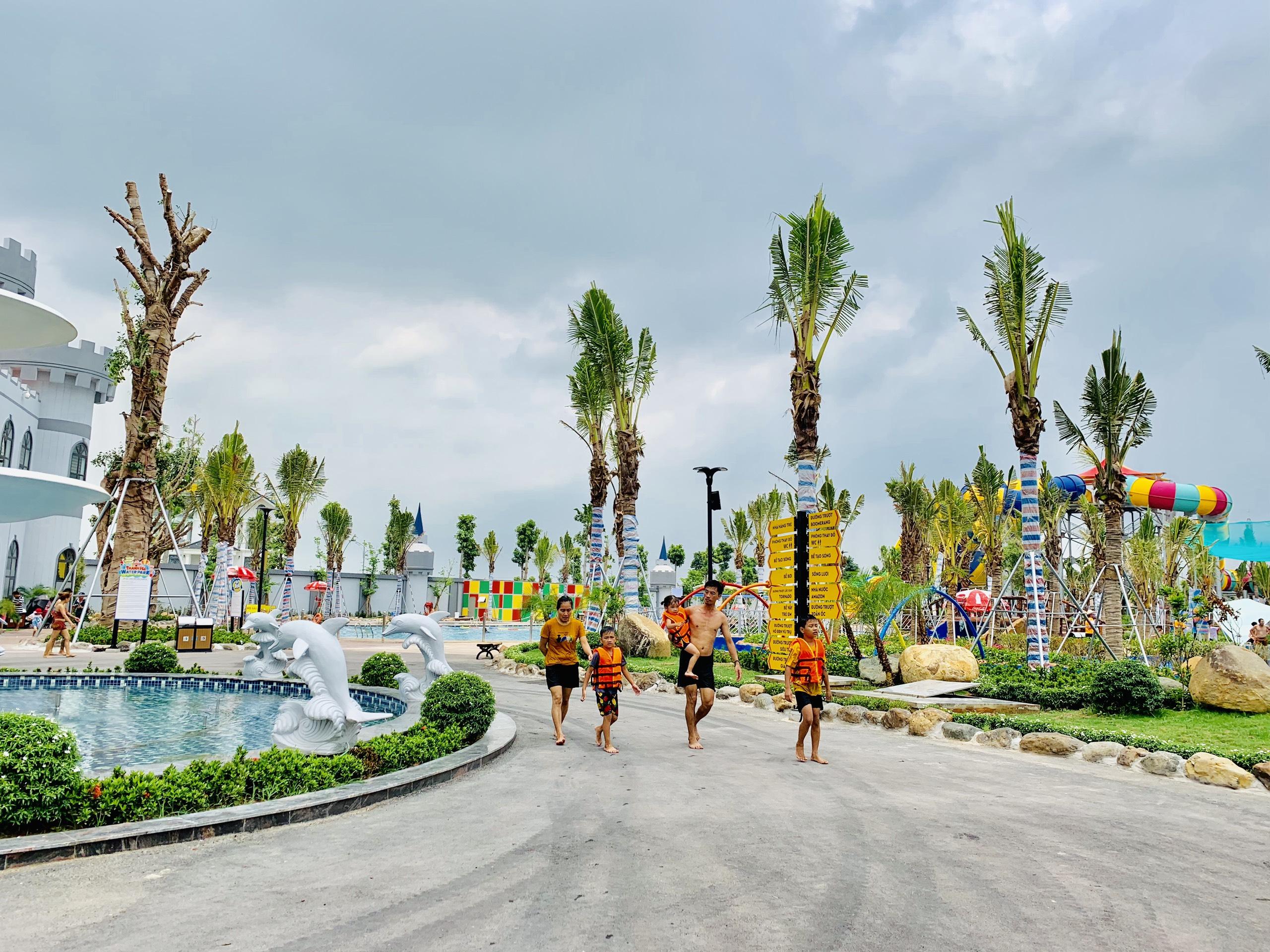 Một ngày trải nghiệm thú vị tại công viên nước Thanh Hà  - Ảnh 5