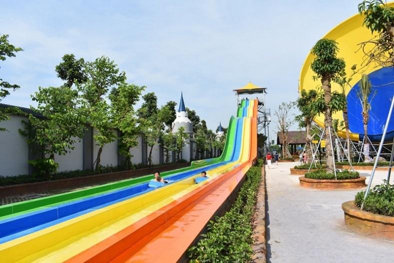 Một ngày trải nghiệm thú vị tại công viên nước Thanh Hà  - Ảnh 15