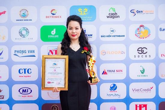 Hệ thống Thẩm mỹ viện Ngọc Hường vinh dự nhận top 10 thương hiệu tiêu biểu Châu Á- Thái Bình Dương 2019  - Ảnh 1