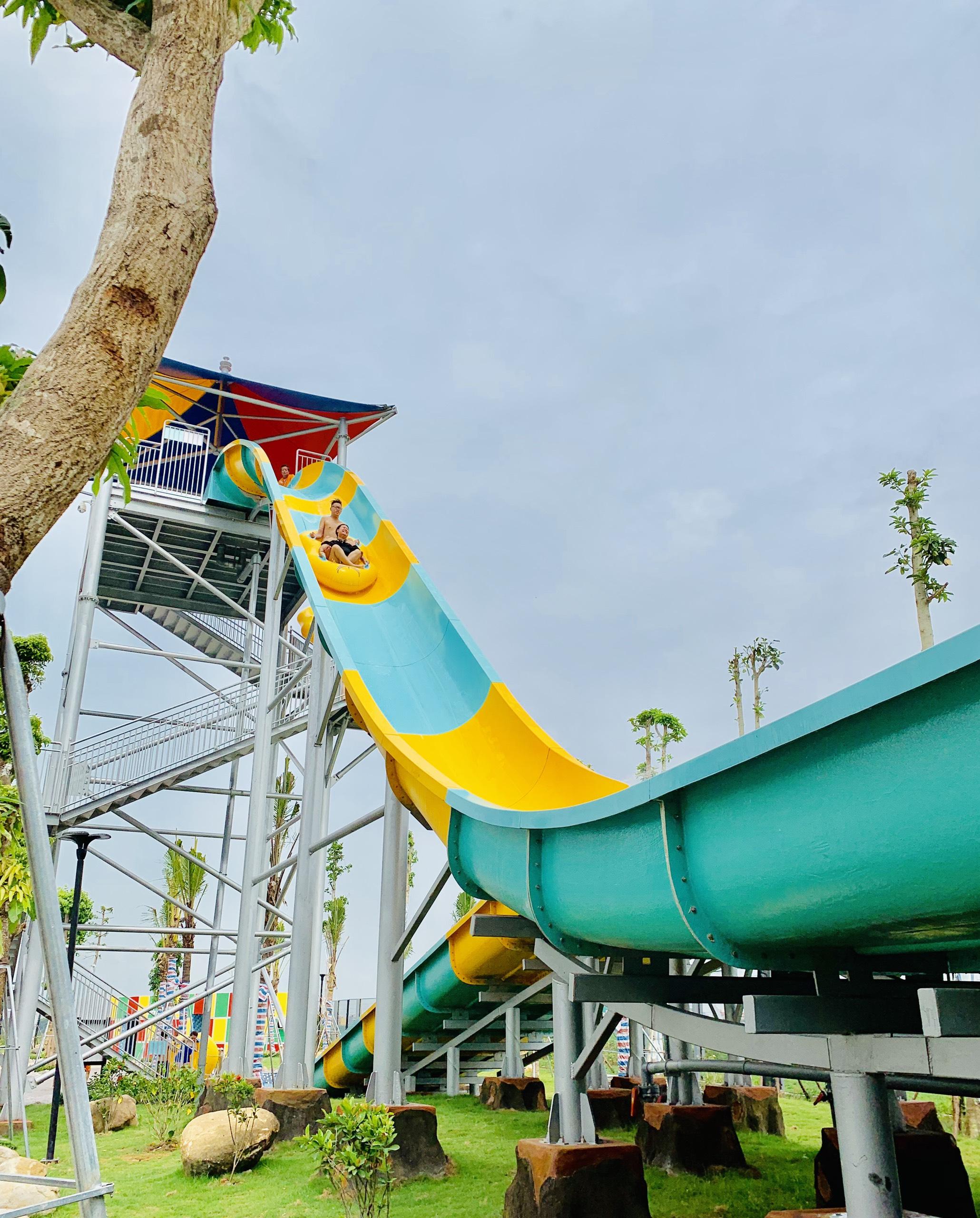 Một ngày trải nghiệm thú vị tại công viên nước Thanh Hà  - Ảnh 13