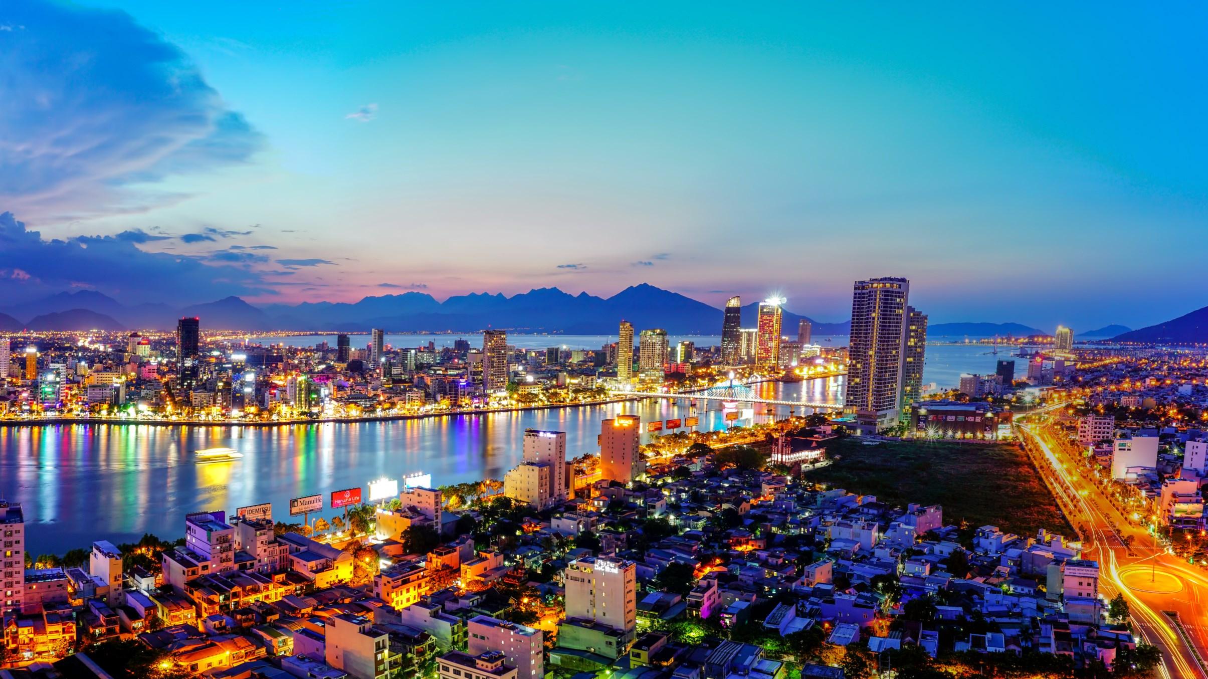 Vì sao Đà Nẵng chọn phát triển mạnh về phía Đông Nam  - Ảnh 1