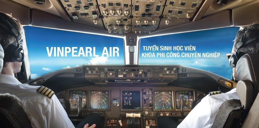 Vinpearl Air thông báo tuyển sinh phi công và kỹ thuật bay khóa 1  - Ảnh 1