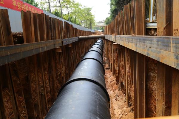 Xinxing cung cấp ống nước gang cầu đường kính siêu lớn  - Ảnh 2