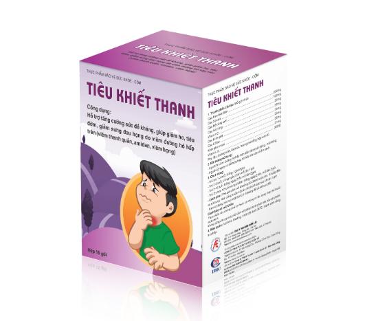 Đẩy lùi viêm đường hô hấp trên ở trẻ bằng cốm Tiêu Khiết Thanh  - Ảnh 3