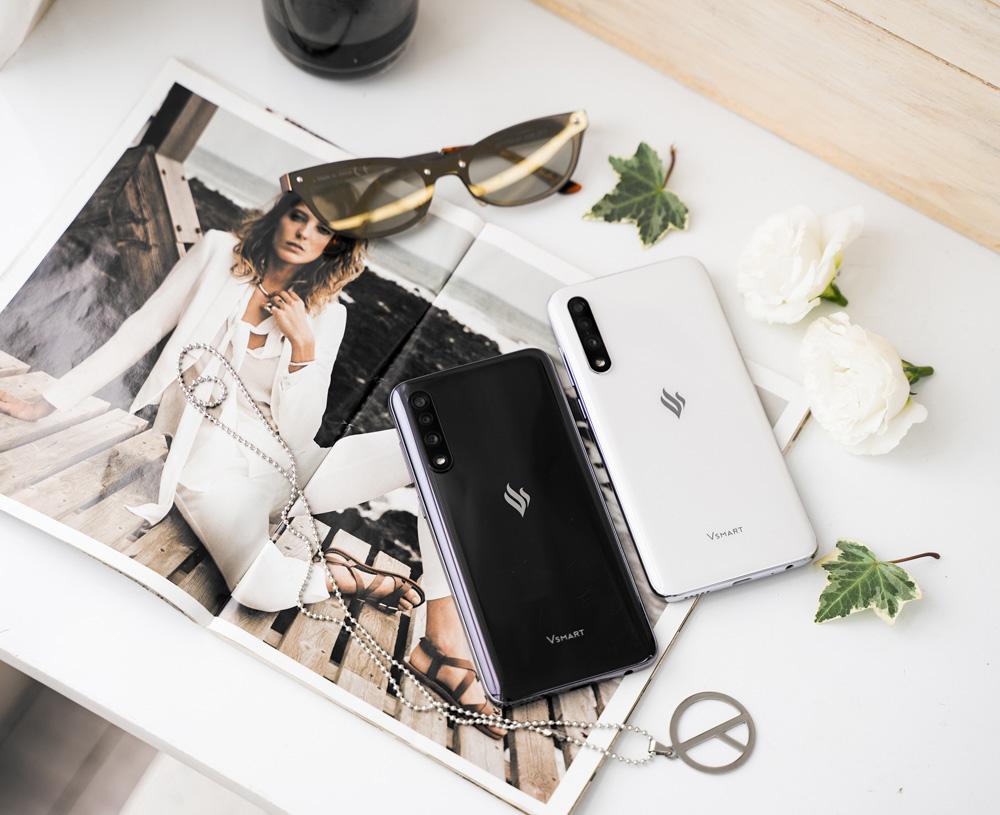Vingroup công bố dòng điện thoại Vsmart thế hệ 2  - Ảnh 6