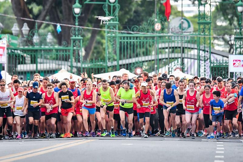 Thêm 3,000 cơ hội tham gia giải Marathon Quốc tế Thành phố Hồ Chí Minh Techcombank - Ảnh 2