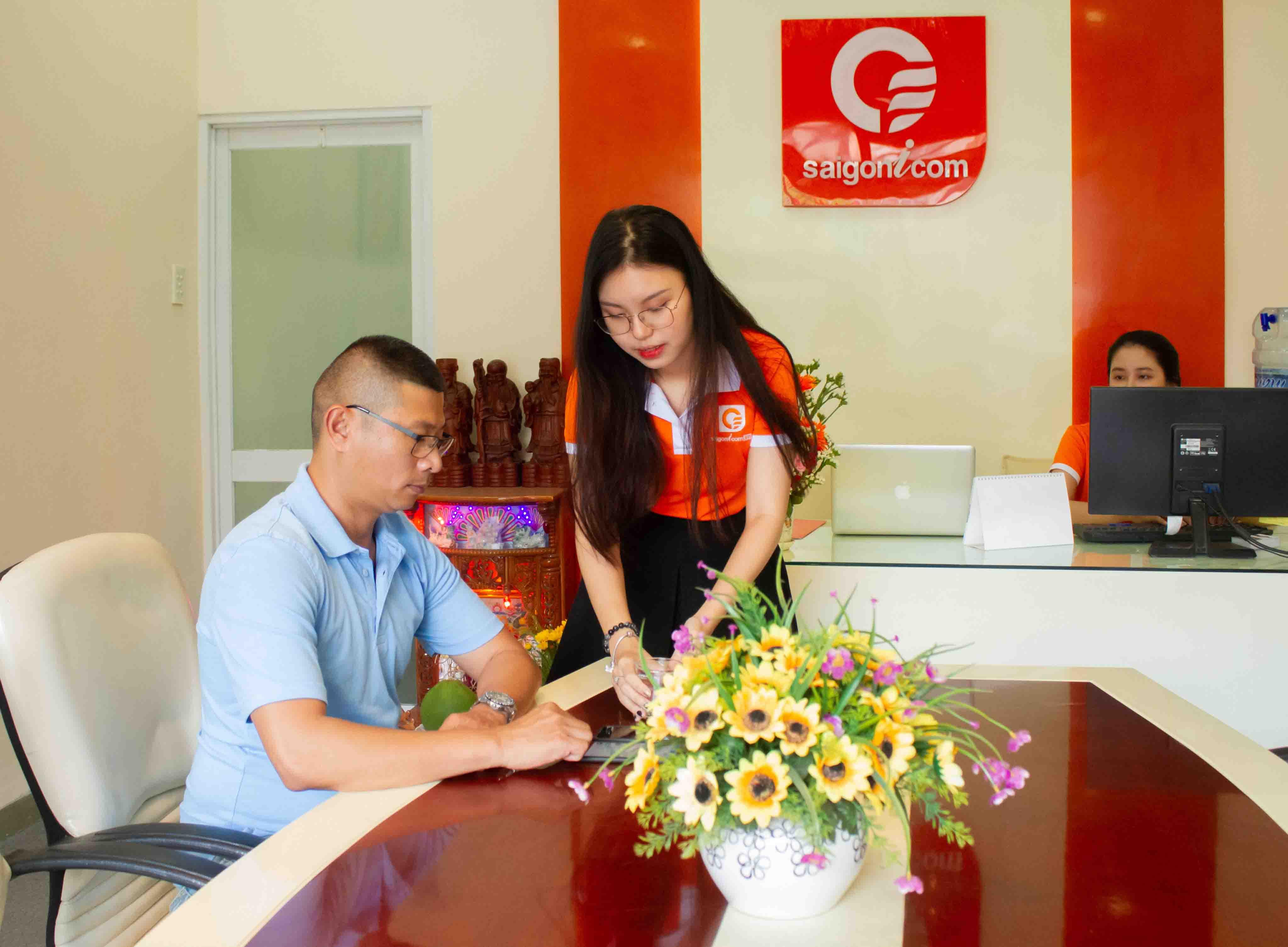 """SAIGONICOM: Doanh nghiệp tiên phong thực hiện """"một dịch vụ - đa tiện ích"""" tại TP.HCM  - Ảnh 3"""