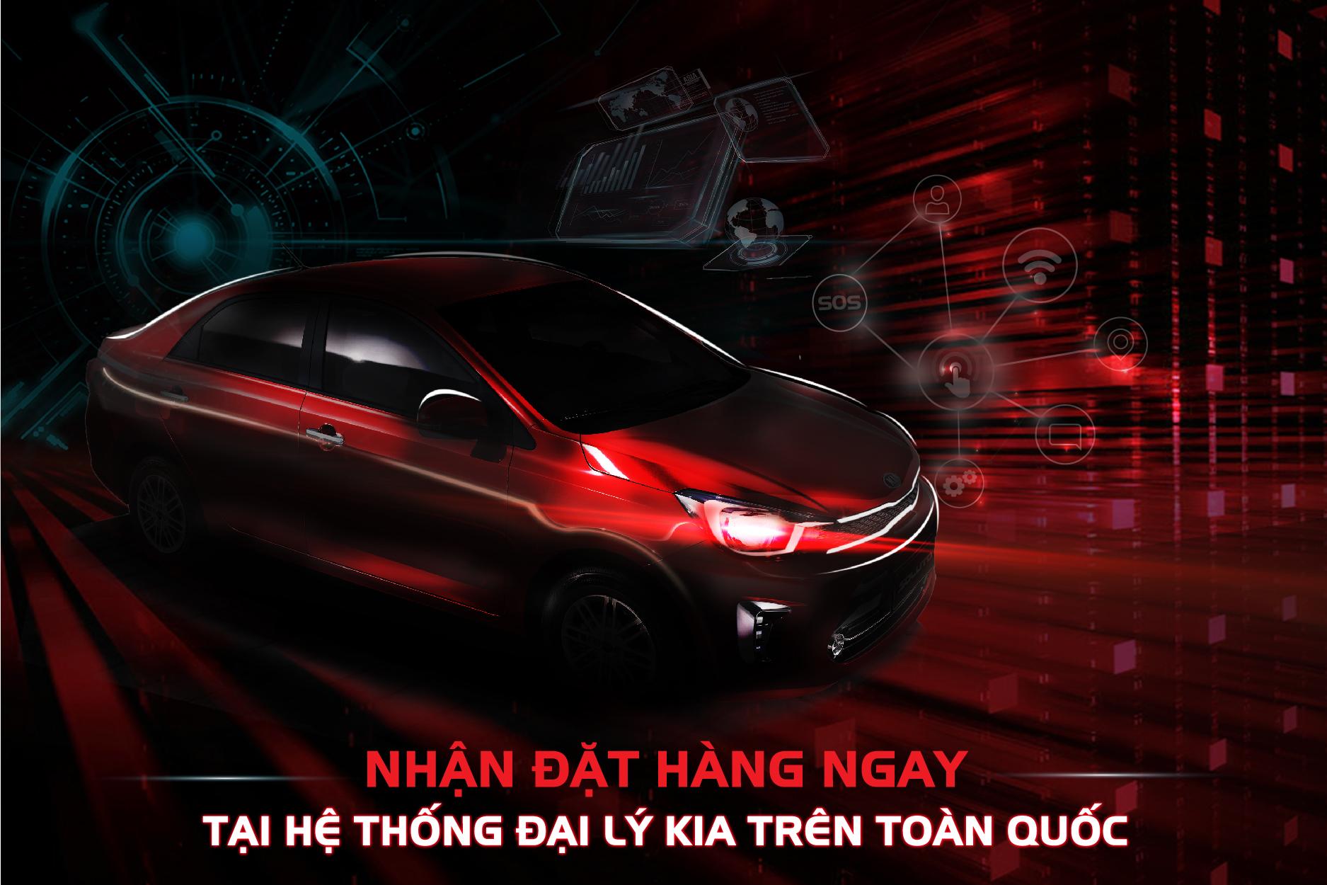 Kia Việt Nam chính thức nhận đặt hàng mẫu xe hoàn toàn mới phân khúc B-Sedan giá chỉ từ 399 triệu đồng  - Ảnh 3