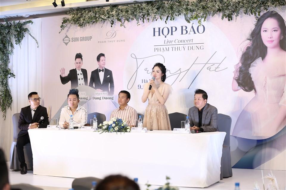 """Sau 6 năm """"ở ẩn"""", Sao Mai  Phạm Thùy Dung trở lại với liveconcert """"Trăng Hát"""" - Ảnh 3"""