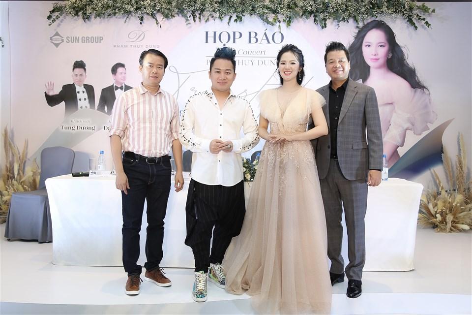 """Sau 6 năm """"ở ẩn"""", Sao Mai  Phạm Thùy Dung trở lại với liveconcert """"Trăng Hát"""" - Ảnh 5"""