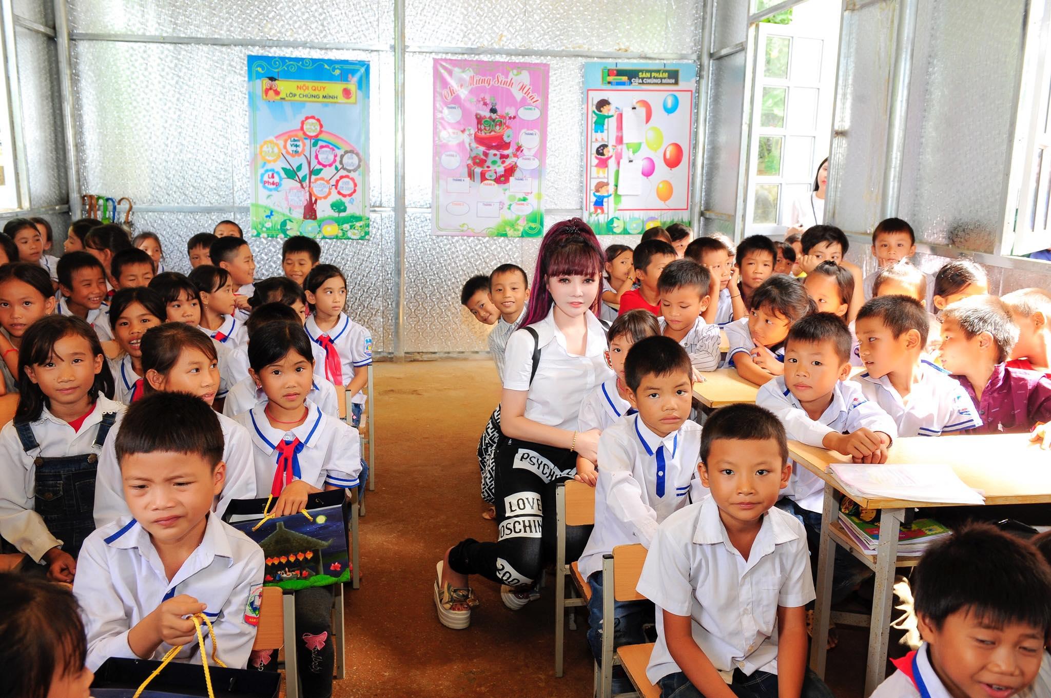 Hoa hậu Hà Thu Trang: Hoa hậu đẹp từ tâm trong lòng mọi người  - Ảnh 1
