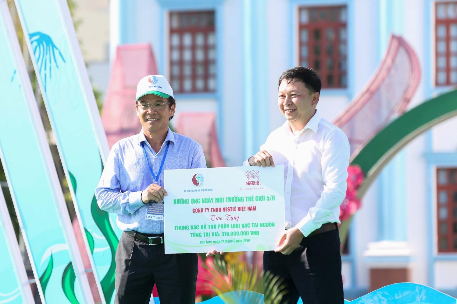 PRO Việt Nam hợp tác với Bộ Tài nguyên & Môi trường vì môi trường bền vững - Ảnh 3