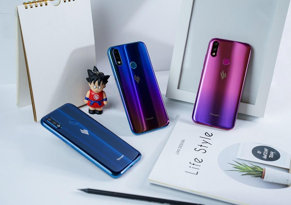 Vingroup công bố dòng điện thoại Vsmart Joy 2+  - Ảnh 2