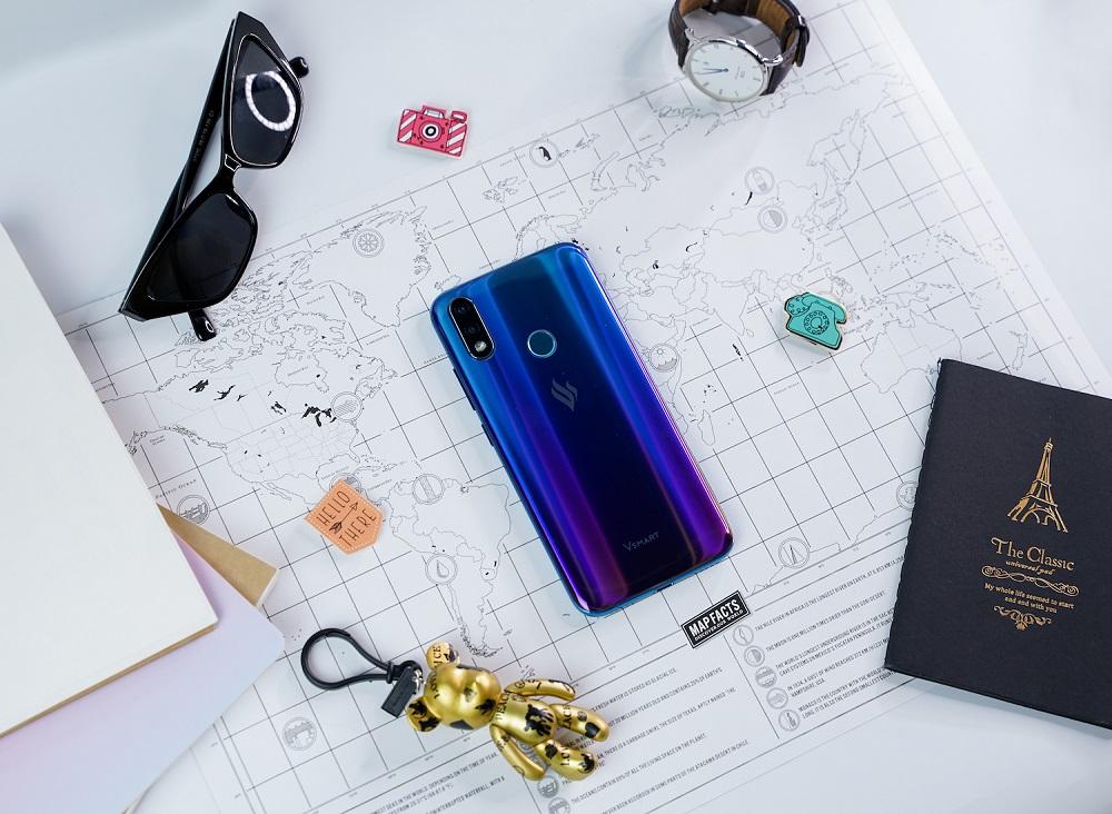 Vingroup công bố dòng điện thoại Vsmart Joy 2+  - Ảnh 3
