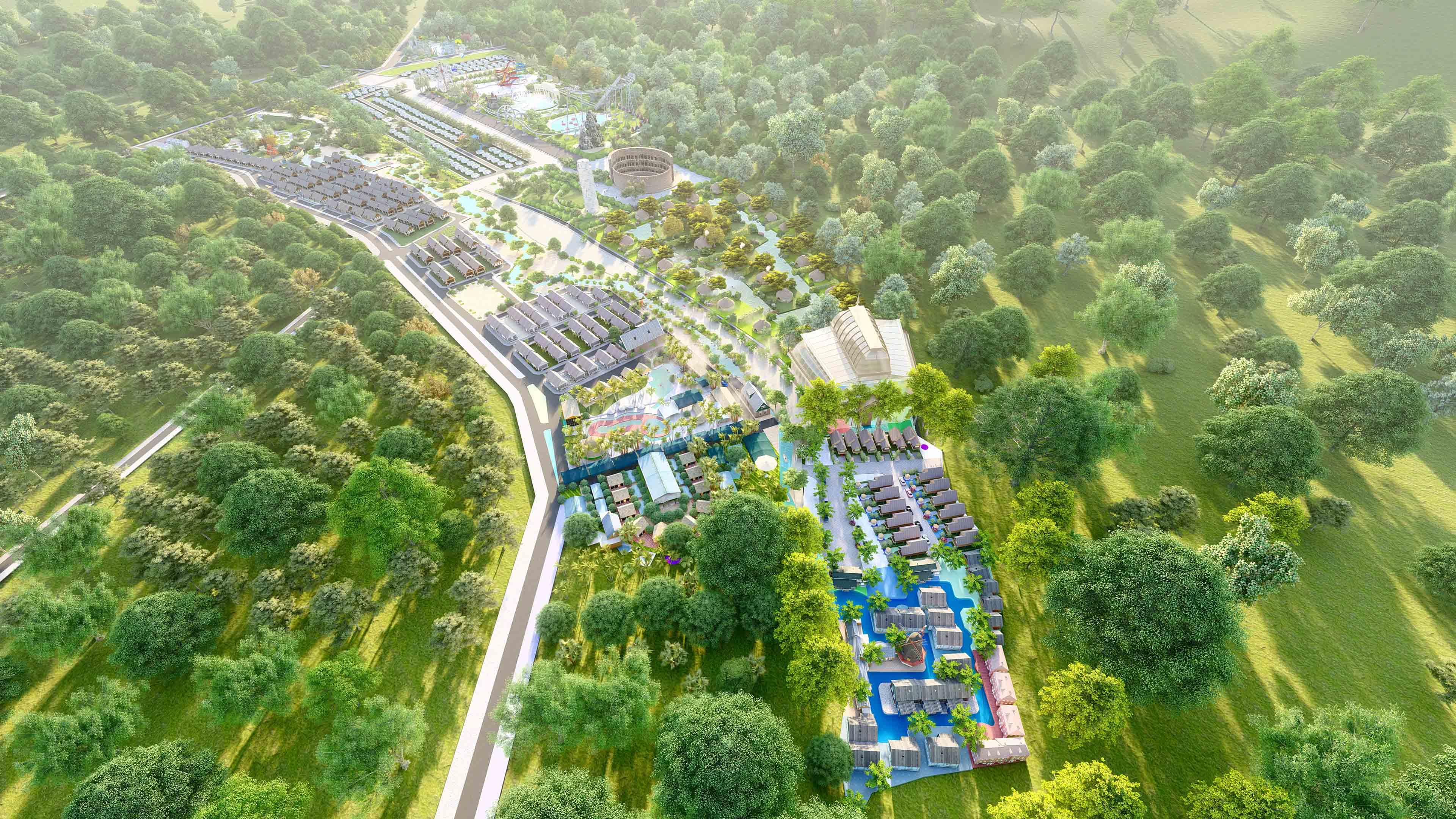 BIỆT THỰ ECO BANGKOK VILLAS BÌNH CHÂU: Tài sản nghỉ dưỡng tầm cỡ tại thủ phủ du lịch Hồ Tràm - Bình Châu  - Ảnh 1