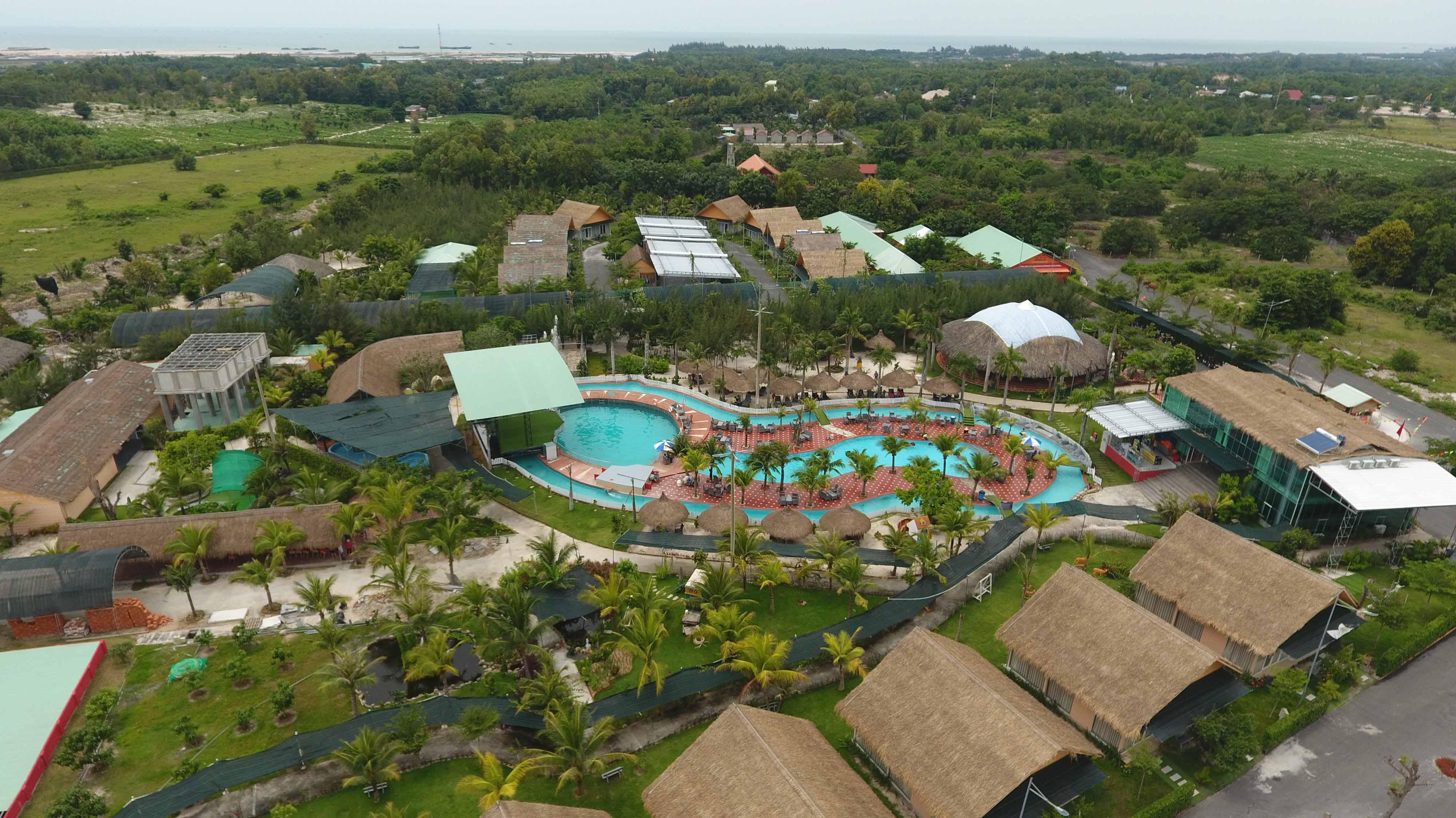 BIỆT THỰ ECO BANGKOK VILLAS BÌNH CHÂU: Tài sản nghỉ dưỡng tầm cỡ tại thủ phủ du lịch Hồ Tràm - Bình Châu  - Ảnh 4