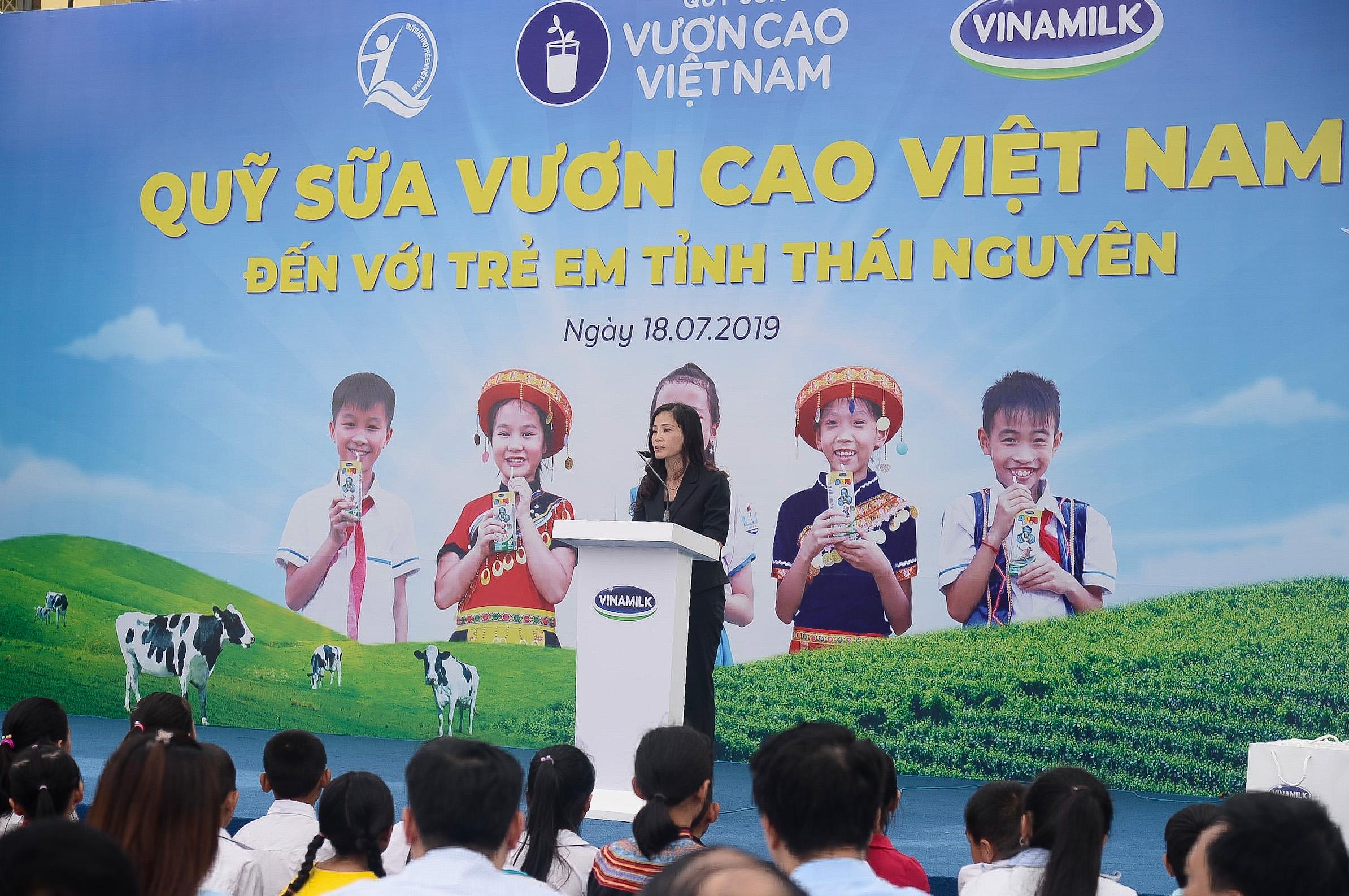 """Quỹ sữa Vươn Cao Việt Nam- Nỗ lực vì sứ mệnh: """"Để mọi trẻ em đều được uống sữa mỗi ngày""""  - Ảnh 4"""