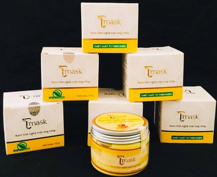 Bí quyết làm trắng da với tinh bột nghệ và mật ong rừng  - Ảnh 2