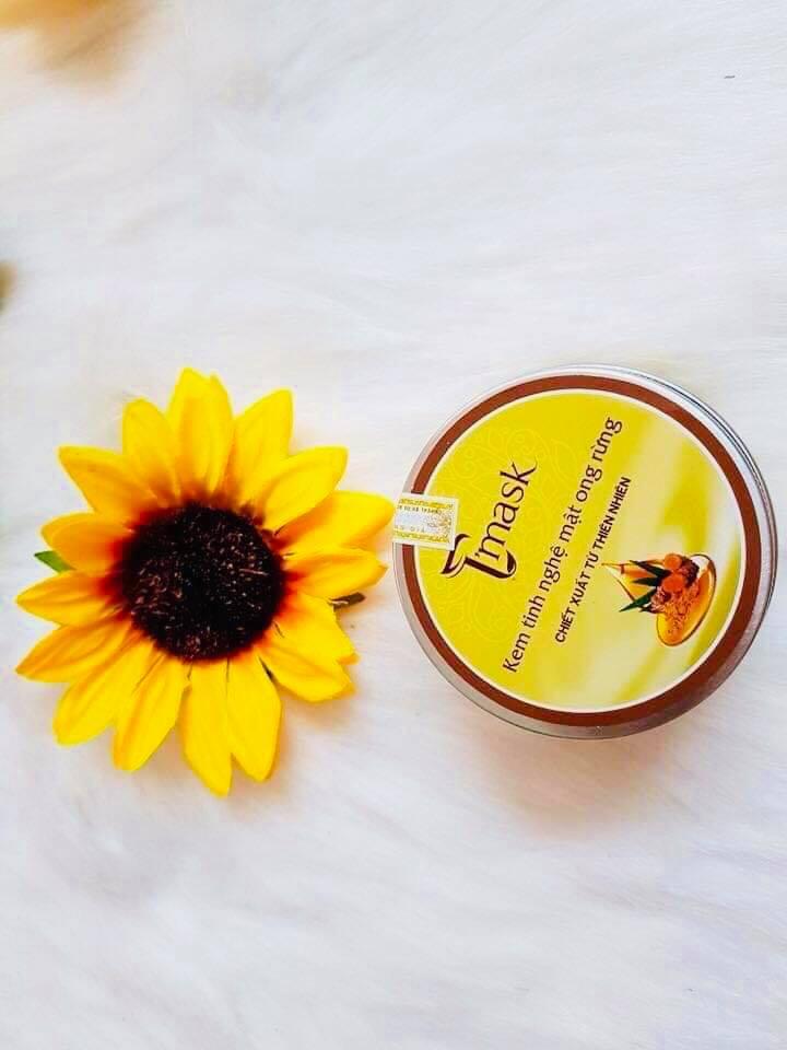 Bí quyết làm trắng da với tinh bột nghệ và mật ong rừng  - Ảnh 4