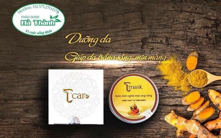 Bí quyết làm trắng da với tinh bột nghệ và mật ong rừng  - Ảnh 6