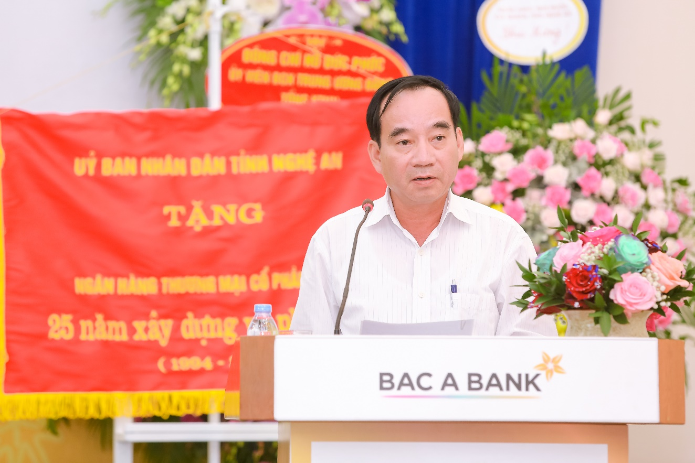 BAC A BANK kỉ niệm 25 năm thành lập và đón nhận Huân chương Lao động hạng Ba - Ảnh 3