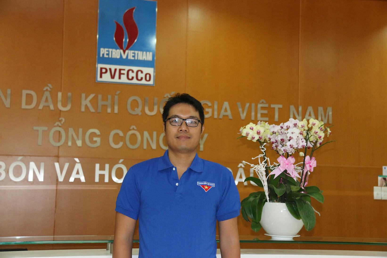 Những người thợ trẻ giỏi của PVFCCo  - Ảnh 3