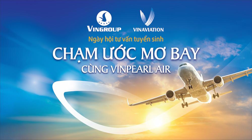 Vinpearl Air tổ chức chuỗi ngày hội tuyển sinh tại Hà Nội, Hà Tĩnh và TP. Hồ Chí Minh  - Ảnh 1