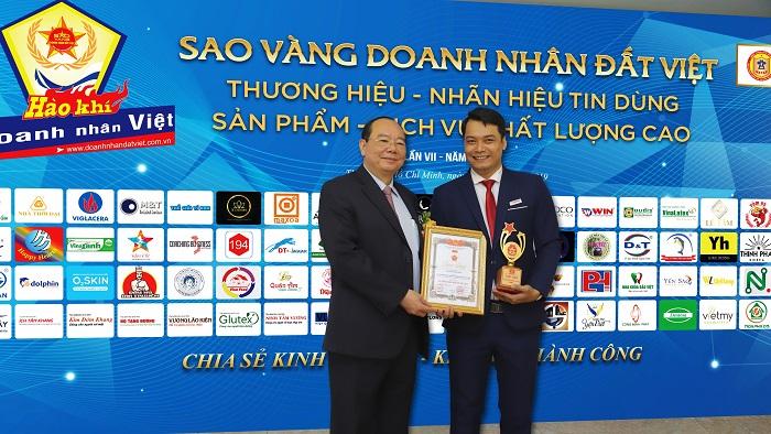 Top 100 giải thưởng Sao Vàng Đất Việt gọi tên Win Company  - Ảnh 5