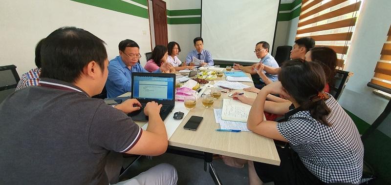 Trung tâm Thuốc dân tộc được Bộ Y tế đánh giá cao về mô hình khám chữa bệnh YHCT  - Ảnh 2