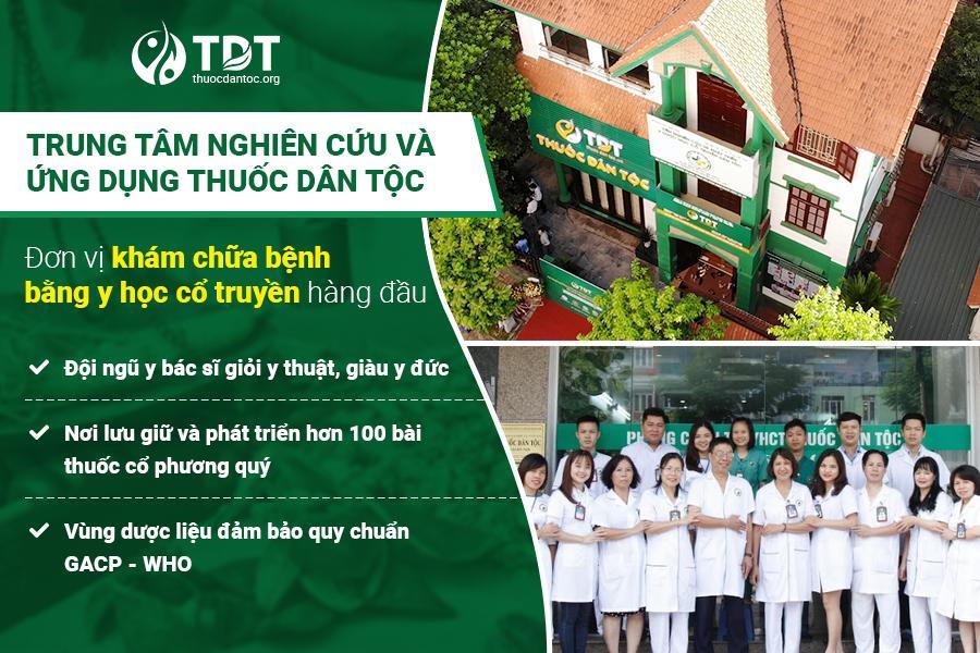 Trung tâm Thuốc dân tộc được Bộ Y tế đánh giá cao về mô hình khám chữa bệnh YHCT  - Ảnh 3