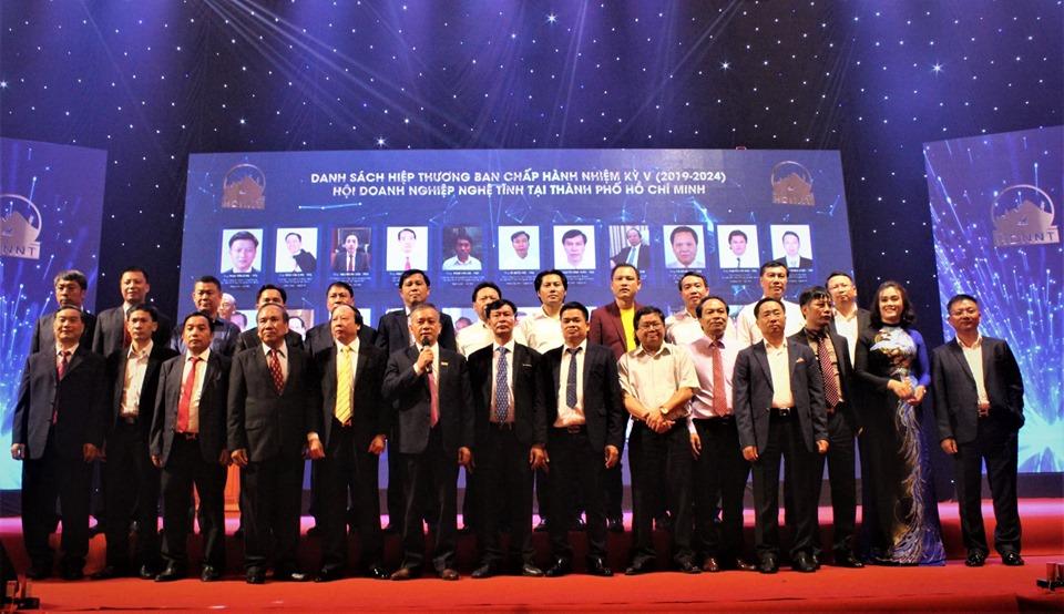 Doanh nhân Trần Thanh Tịnh đồng hành cùng Hội Doanh nghiệp Nghệ Tĩnh tại TP. Hồ Chí Minh  - Ảnh 2
